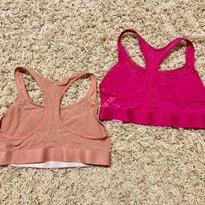 Victoria's Secret Intimates & Sleepwear - TWO Victoria's Secret Sports Bras